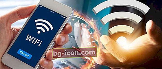 7 bästa WiFi Signal Booster-applikationer för 2020, Anti-Slow!