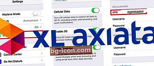 Hur ställer jag in den snabbaste XL 4G & 3G APN 2021, internet blir mjukare och snabbare!