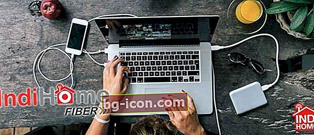 Hur man känner till IndiHome WiFi-lösenord | Lättast!