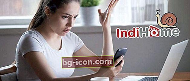 Orsaker och sätt att övervinna WiFi IndiHome Slow Mest effektiv!