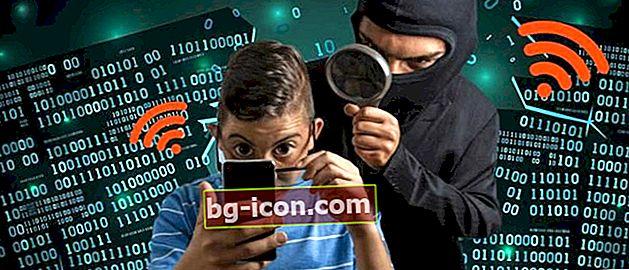 Hur man bryter sig in i WiFi med en mobiltelefon utan root & laptop, känns som en hacker!