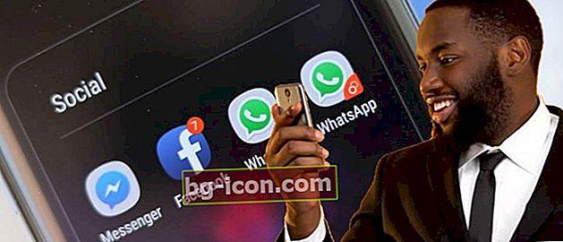 Så här använder du 2 WhatsApp på en mobiltelefon, du behöver inte köpa en ny mobiltelefon!