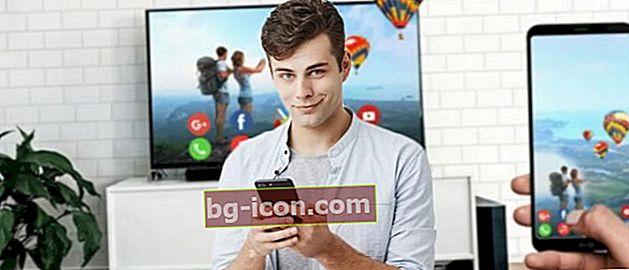 Hur man ansluter HP till TV utan kabel Att spela spel och titta på film är ännu roligare!