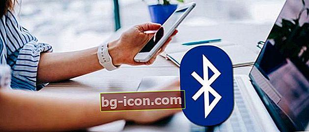 7 sätt att aktivera Bluetooth på Windows 7/8/10 bärbara datorer, alla märken!