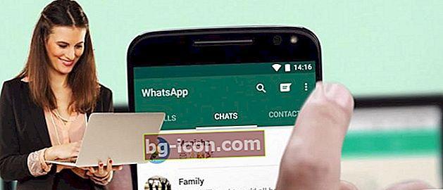 Hur man använder WhatsApp Web på bärbara datorer och mobiltelefoner Chatta gjort enkelt!