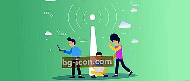 Hur man snabbar upp WiFi-nätverk på Android & PC, Anti Slow!