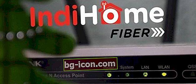 3 sätt att kontrollera tillgängligheten till IndiHome Fiber Optic Network i ditt hem
