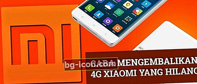 3 effektiva sätt att återställa den förlorade Xiaomi 4G