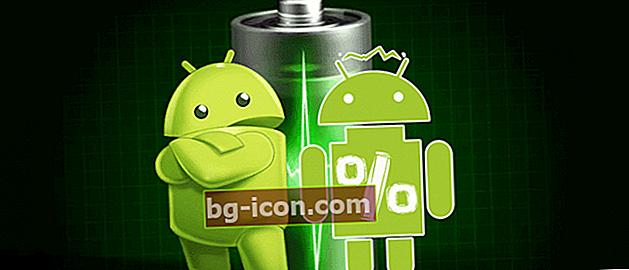 Cómo hacer que una batería de Android vuelva a ser nueva