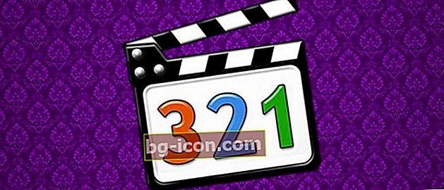 Ett enkelt sätt att ändra undertextfärg i Media Player Classic