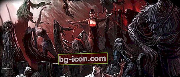 20 mest skrämmande spökspel i världen   Android, PC, PS, etc.