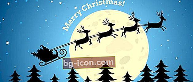 Samling av de coolaste jul HD-bakgrundsbilderna 2015