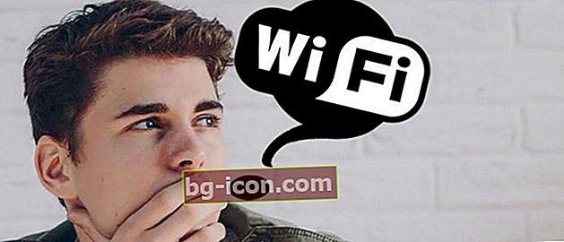 Använd ofta, vet du vad Wi-Fi står för?